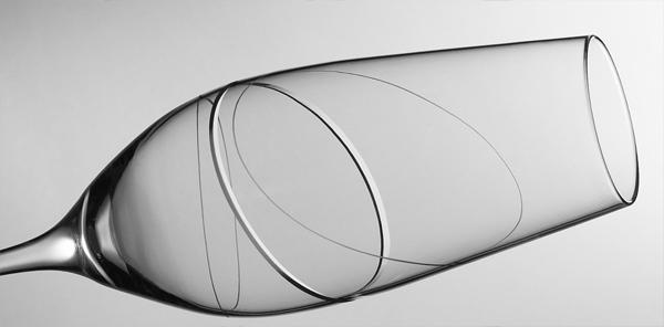 бокал с лазерной гравировкой