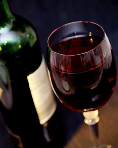 Целебные свойства вина
