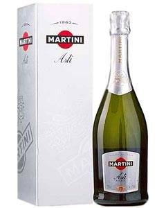 Новая бутылка Асти Мартини