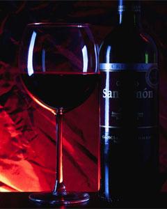 Красное вино перед сексом